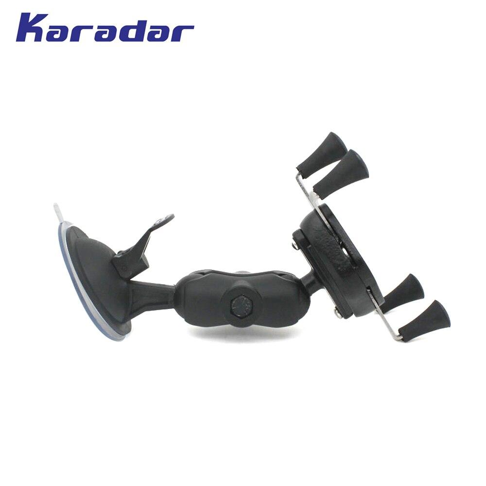 KARADAR Universal 360 Degree Rotation Suction Cup Car