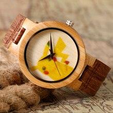 Pokemon Go Wooden Watches Wristwatch