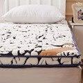 Cut velvet stereo with velvet mattress,6cm thickness , size of 90x200cm, 120x200cm ,150x200cm ,180x200cm