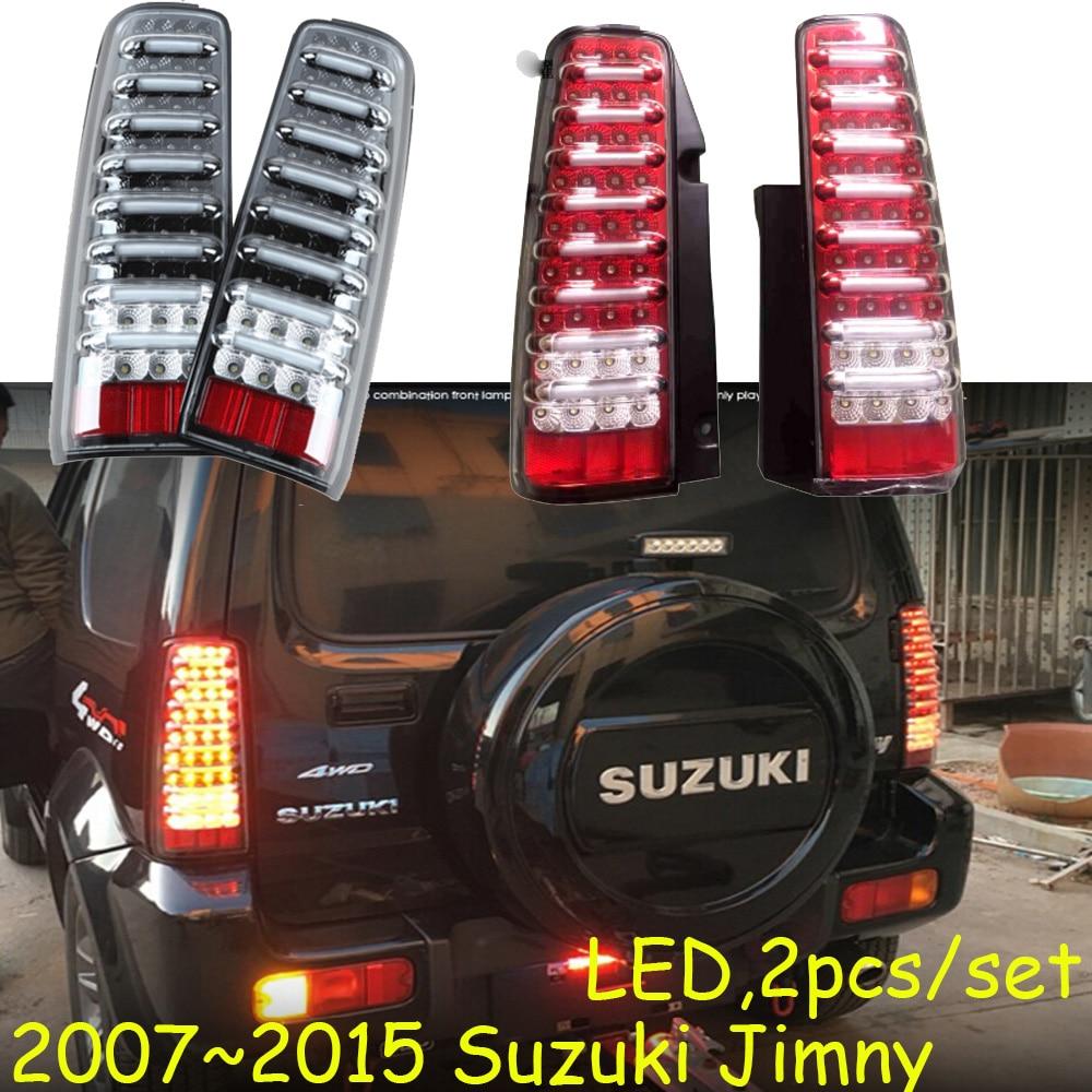 Джимни задний фонарь,автомобиль SUV,СИД,2007~2015,Бесплатная доставка!2шт/комплект,задний фонарь Джимни,Свифт,SX4, который,Джимни