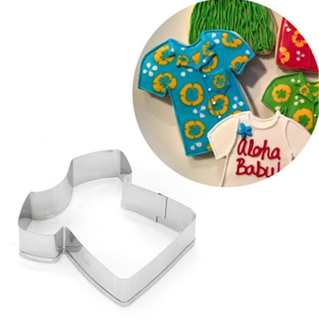 cheap kitchen supplies handmade sinks amw t shirt shaped tools baking pastry items stainless steel cookie