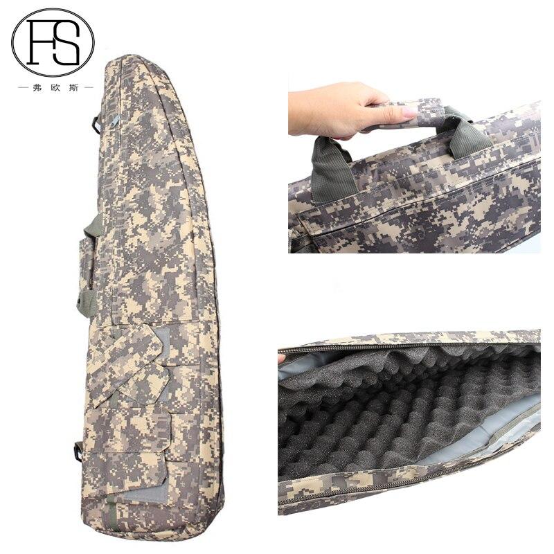 Approx 120cm Length font b Tactical b font Pouch Outdoor Hunting Rifle Gun Carrying font b