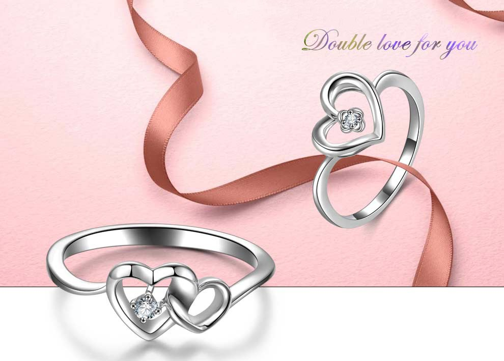 silver diamond rings CAR07516SA (1)