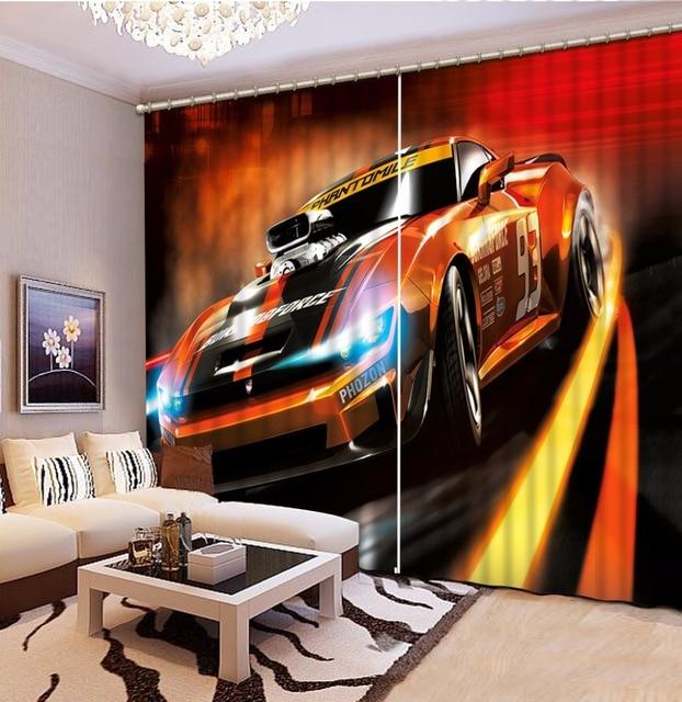 Modern Living Room Bedroom Curtain Photo Car Curtains Modern Fashion
