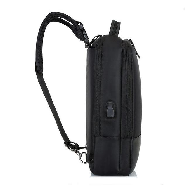 Premium Anti-theft Laptop Backpack with USB Port Multifunction USB charging Men Backpacks For Teenager Fashion Male  4