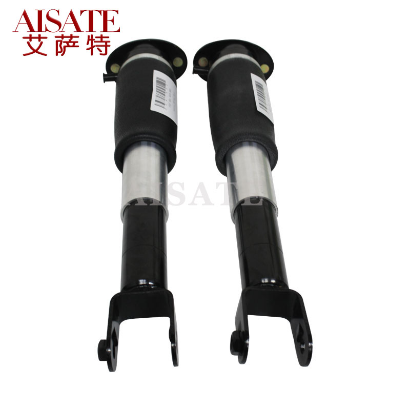 2pcs For Cadillac SRX Rear Shock Absorber with Electric Air Ride Suspension Auto Damper 15145221 19302764 580139 580337