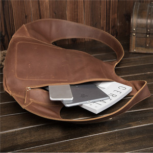 Image 5 - 2108 Man Woman Backpack Genuine Leather Shoulder Anti theft Back Zipper Ipad Phone Pocket Pouch Business Travel Mochila Gifts