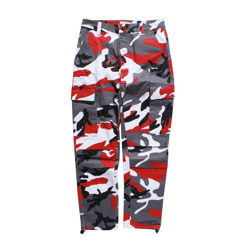 ROTHCO CAMO TACTICAL PANTS 10