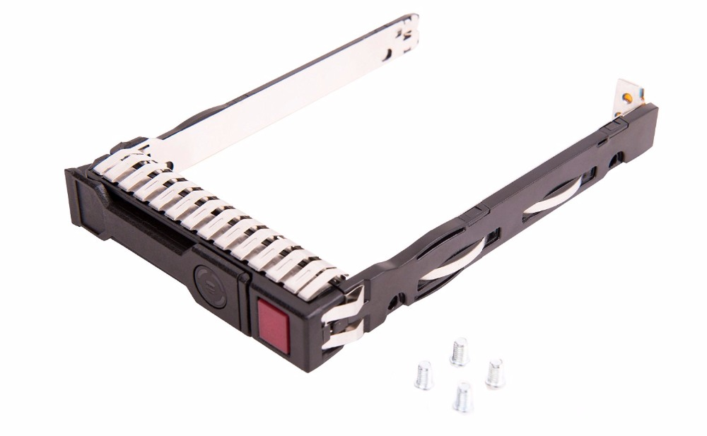 New 651687 001 2 5 Inch SAS SATA Hard Disk Drive Tray Caddy For HP
