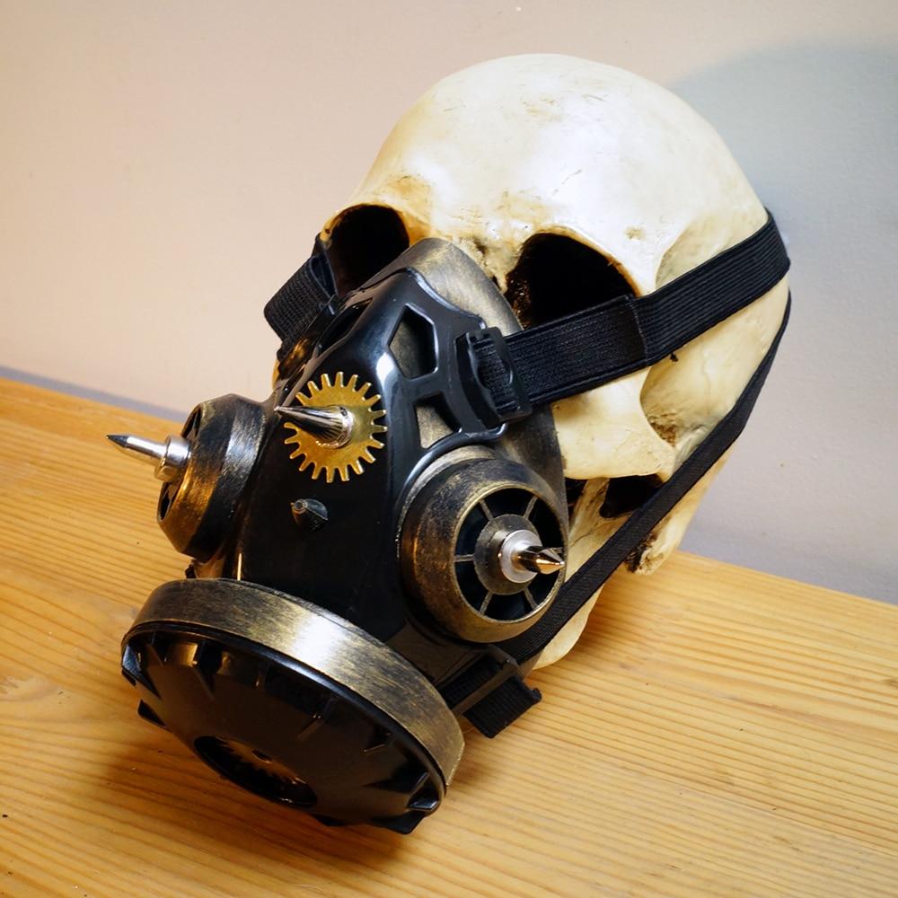 Aliexpress.com : Buy Steampunk Steam Punk Cyber Gothic Goth Mask ...