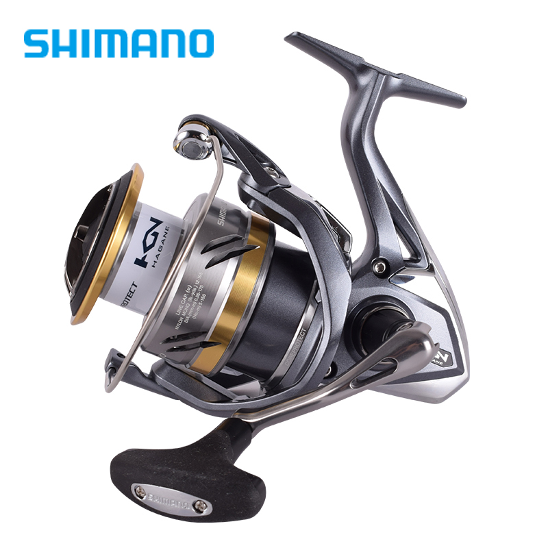 100% Original 2017 nouveau SHIMANO ULTEGRA Spinng bobine 1000HG 2500HG C3000HG 4000XG C5000XG rapport de vitesse 6.0: 1/6. 2:1 Hagane Xship