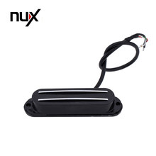 Guitar Pickup 4 Wire for Electric Guitar Dual Hot Rail Single Coil Humbucker Guitar Parts(China)