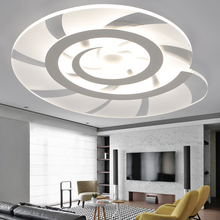 Modern LED Ceiling Lights Acryl Round Conch Ceiling Lamp Home luminaria Living Room Dining fixtures Lustre Indoor Lighting