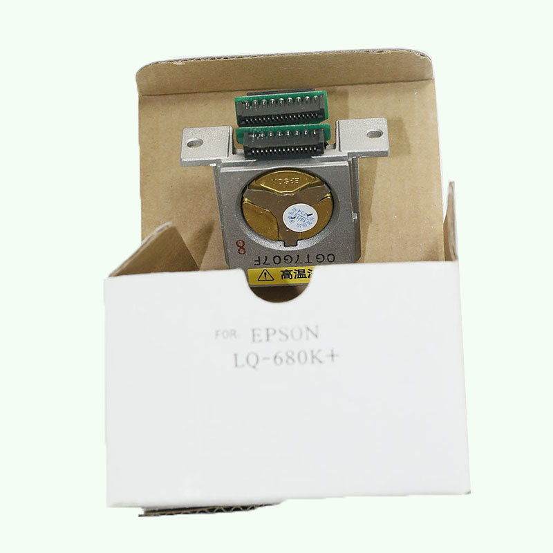 Printhead For Epson LQ-680K LQ680K 680K II OEM New Print Head Printer Parts Brand New brand new for epson original dx4 printhead for roland fj740 540 solvent print head get 2pcs dx4 small damper as gift
