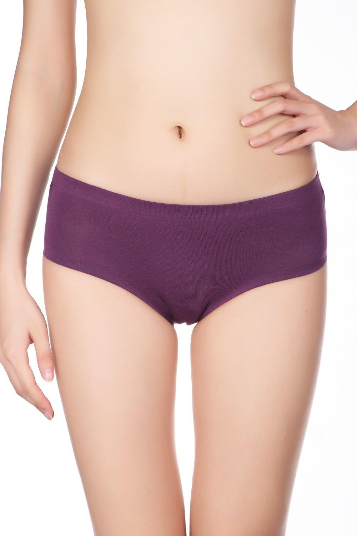 2014 new ladies' sexy lace seamless panties ladies'bamboo fiber