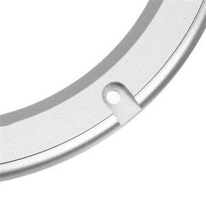 Image 5 - 1 çift çok seçenekli yuvarlak hoparlör ızgarası örgü Net hoparlör koruyucu kapak 4/5/6.5/8/ 10 inç hoparlör kapağı