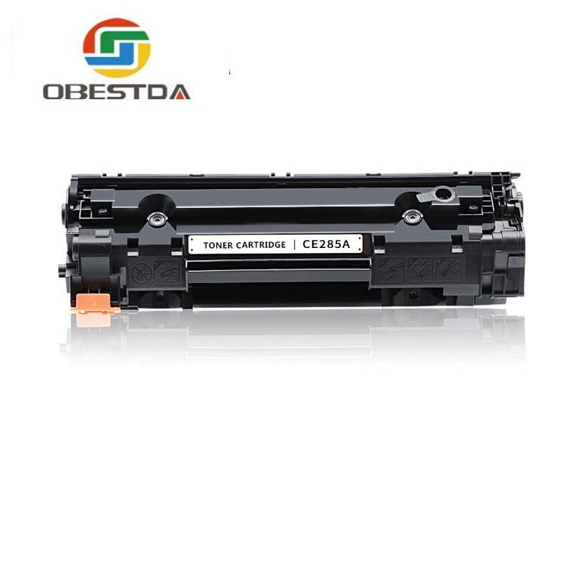 Obestda 85A Compatible toner cartridge for HP CE285A 285A/a 285 P1102 P1102W laserjet pro P1100 M1130 M1132 M1134 M1212 mf 3010 image
