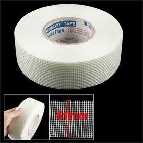 Self Adhesive 1.7 Width | 1.9 Width | 2 Width White Fiberglass Mesh Joint Tape 1Pcs