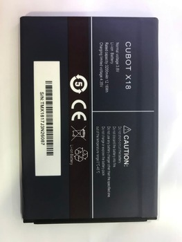 Dla Cubot X18 Extreme wymiana 3200mAh Bateria do Cubot X18 Bateria Batterie telefonu komórkowego
