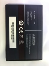 For Cubot X18 Extreme Replacement 3200mAh Battery For Cubot X18 Bateria Batterie Cell Mobile Phone недорого