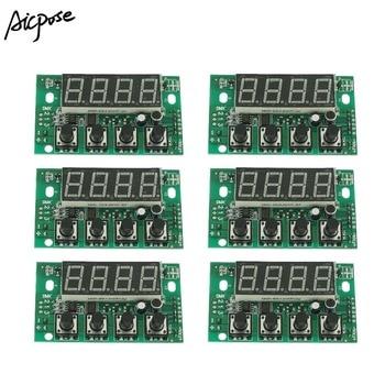 6 unids/lote X 54x3 W/36X3 w LED PAR placa base RGBW DC 12-36 V placa base de presión constante 4/8CH accesorios de luz de escenario profesional