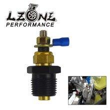 LZONE dla k-swap Adapter czujnika temperatury płynu chłodzącego K20 K24 dla Honda Civic Integra + Adapter złączki 3/8-1/8NPT JR-TSU01 + TSU02