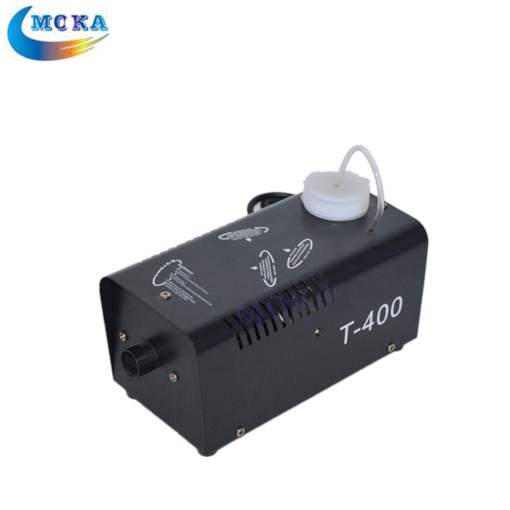 400w Mini Smoke Generator Fogger Fog Machine Carbon Dioxide Generator for Stage Decoration