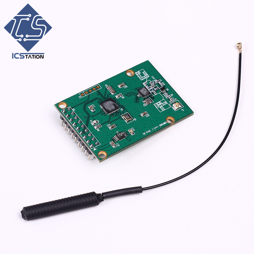 Parking Detection System Wireless Communication Transceiver Module 4.3-20V 34x50mm Parking Test Equipment Board Sensor Module