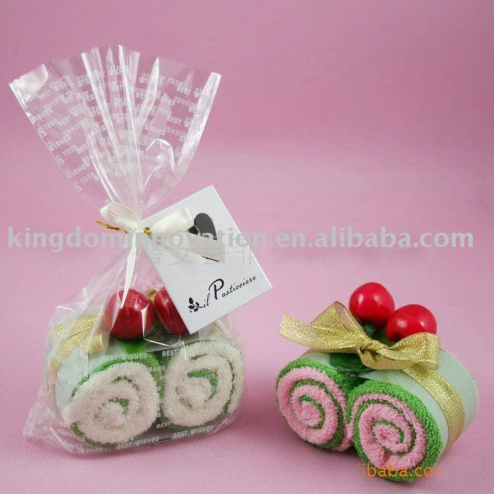 Free Shipping Cake Towel Wedding Gifts Swiss Roll Cake Towel Gift Ideas Presentation 216pcs Lot Towel Cake Towel Lottowel Holder Aliexpress