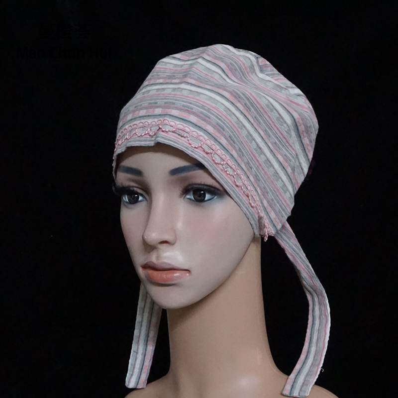 Surgical Hospital Anesthesia hat Woman Cap Caps Nurse Medical