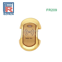 2019 Sauna SPA Electronic Cabinet Lock Lockers Drawer Lock With EM/ID Master Key for Swimming Pool Gym Fitness
