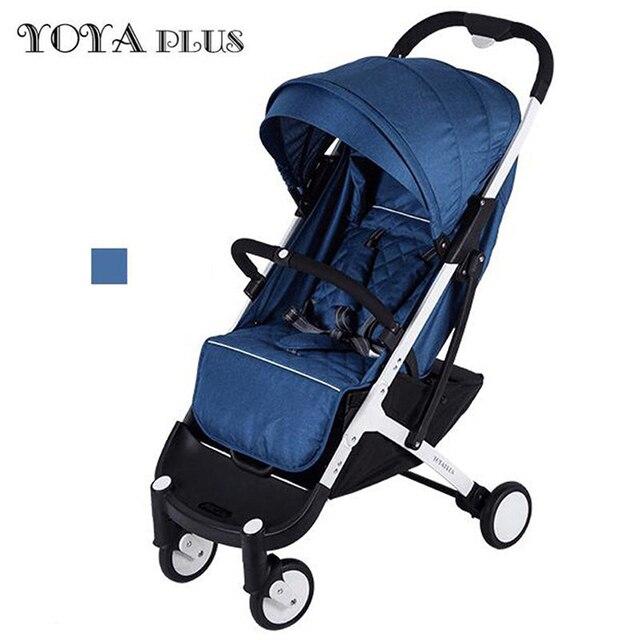 YOYAPLUS детская коляска свет складной зонт автомобиль может сидеть может лежать ультра-легкий портативный на самолет