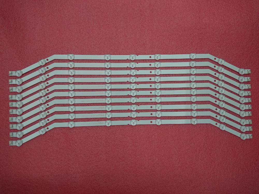 New 20 PCS/lot 9LED 585mm LED Strip Replacement For Samsung D3GE-320SM0-R2 BN64-YYCO9 D3GE-320SMO-R2 BN64-YYC09