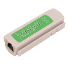 Лидер продаж Профессиональный RJ45 RJ11 RJ12 CAT5 UTP сетевой LAN USB кабель тестовый er детектор дистанционного тестирования Инструменты сетевой инструмент