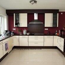 Меламин/кухонные шкафы mfc(LH-ME056