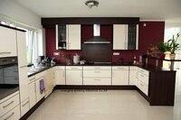 خزائن مطبخ ميلامين/mfc (LH ME056)-في خزائن المطبخ من تجميل المنزل على