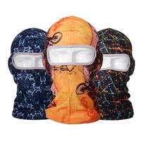 2018 Winter Face Mask Cap Thermal Fleece Ski Mask Face Snowboard Shield Hat Cold Headwear Cycling Face Mask Fiter Scarf