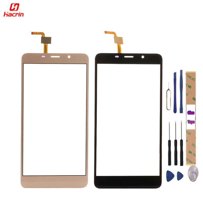 For Leagoo M8 Touch Screen + Tools Set Digitizer Panel Assembly Replacement Accessory For Leagoo M8 Pro Mobile Phone
