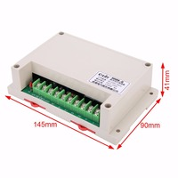 HHD6 G PWM Motor Speed Controller Input AC220V Output DC 0 220V 1200W 10~+65C Mayitr Adjustable Electrical Supplies 145*90*41mm