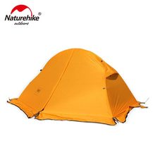 Naturehike plecak na rower namiot Ultralight 20D/210T dla 1 osoby Camping namiot NH18A095-D(China)