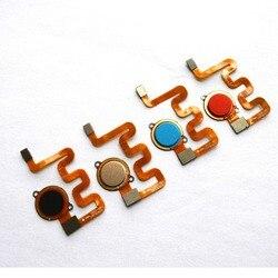 touch ID Fingerprint Sensor scanner Home Return Key Menu Button Flex Cable Ribbon for xiaomi mi A2 lite
