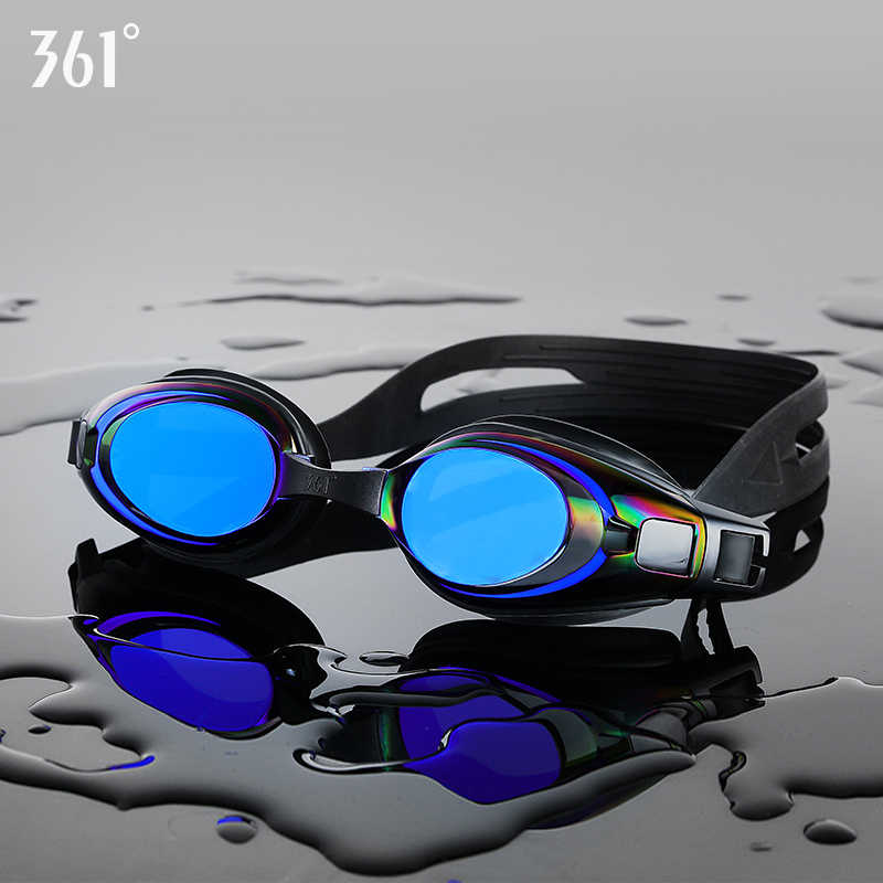 Men Swimming Goggles Myopia Glasses Unisex Anti Fog Swim Goggles Women Waterproof Swim Glasses Pool Swim Eyewear Myopia Diopter