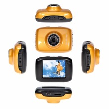 2017 Brand New HD 720P Sport Action Helmet Camera Outdoor Mini DV Waterproof Drive Record Sports cam