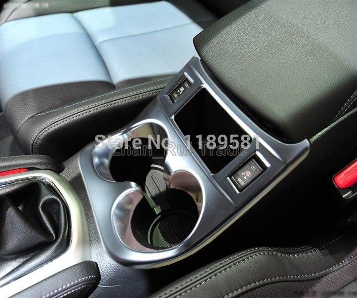 For Nissan Qashqai 2014 2015 2016 ABS Pearl Chrome Inside Interior ...