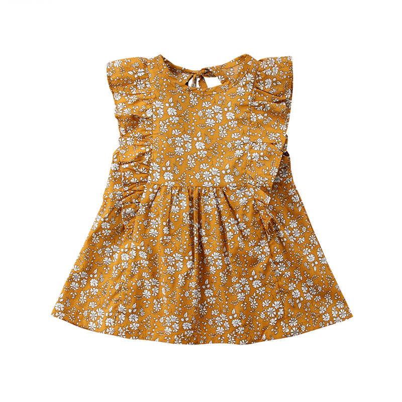 b6624ba47af08 Detail Feedback Questions about Vintage Girl Floral Ruffles Dress ...