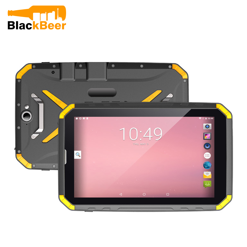 UNIWA 4G FDD-LTE T80 8.0 2in1 Polegada IPS Tablet Telefone Celular IP68 3G 32GB Celular À Prova D' Água 8500mAh Tablet Android Acidentada