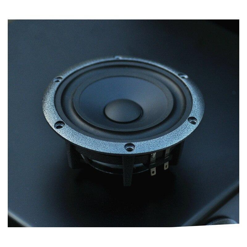 GHXAMP 3 inch 25W High-end Car Modified midrange Home Theater Desktop HIFI Full Range Woofer Loudspeaker Neodymium Magnetic 2PCS радиоприемник 25 hifi 25w