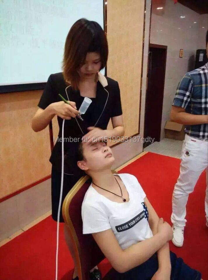 Newest Mini oxygen Jet oxygen facial machine for salon use