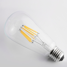 ICOCO Retro Fashion Bulbs 8W LED Vintage Lamps E27 Screw Base B22 Bayonet COB Led Filament Light Bulb LED