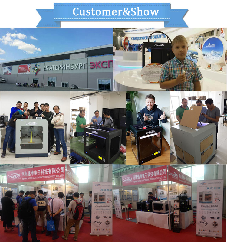 customer and show
